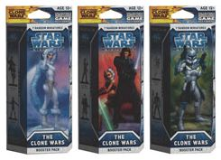 The Clone Wars Star Wars Miniatures Terese Nielsen Art