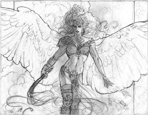 Basandra Sketch