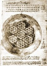 DaVinci's Flower of Life