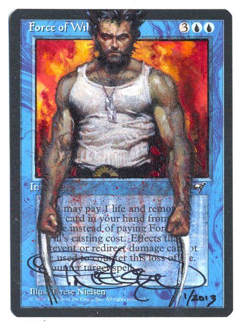ALT Hugh Jackman Wolverine