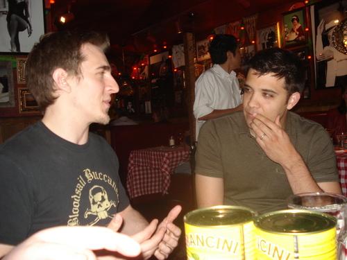 Glenn Rane & Randy Gallegos